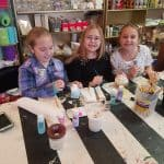 ceramics, painting, birthday, parties, walk , arts, crafts