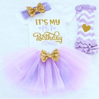 onesie, tutu, leg warmers, headband, birthday, girl