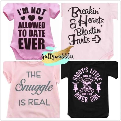 gullywubbles, farts, biker girl, snuggle is real, not allowed to date, onesies, funny