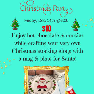 christmas party in twin cities, christmas crafts for kids, arts and crafts for kids stillwater mn, christmas stillwater mn