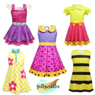 queen bee, lol surprise doll costume, lol surprise doll, lol surprise, lol, doll costume, halloween costume, lol princess dress, lol glitter queen dress, lol glitter queen,